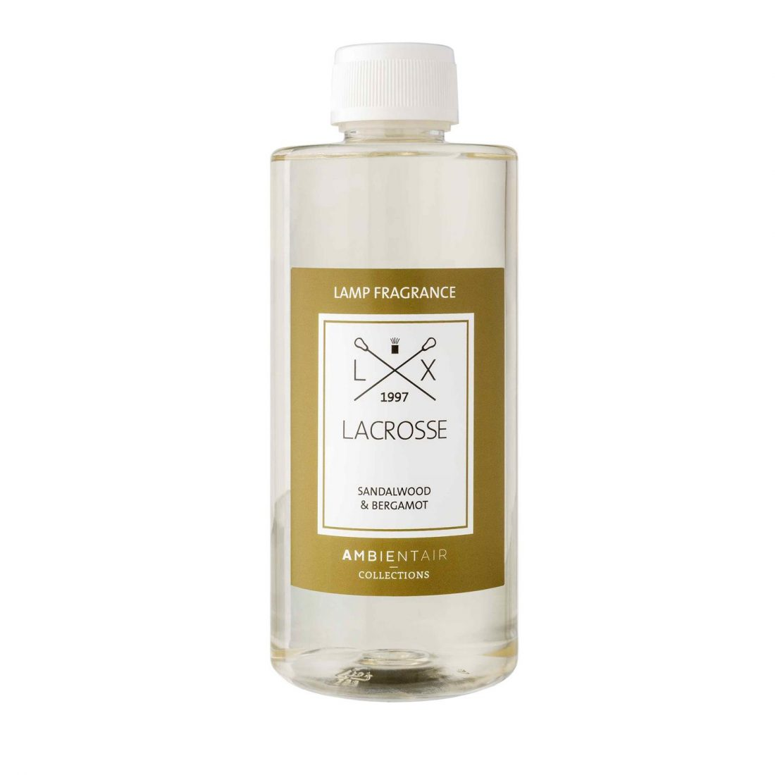 Lacrosse Fragrancias para lámpara catalítica Aroma Sandalwood and Bergamot 500 ml.