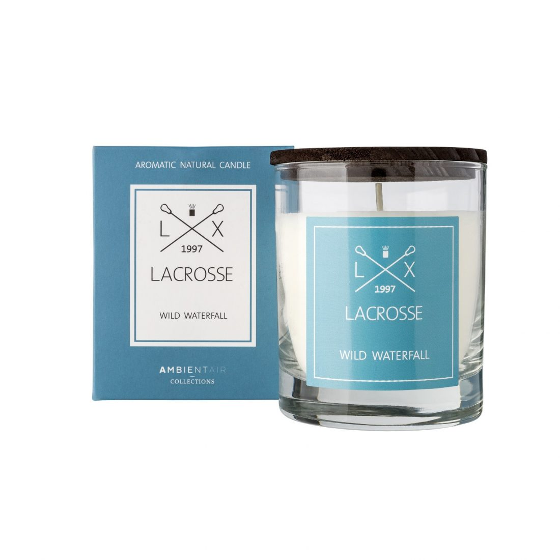 Lacrosse · Aceite esencial · Wild Waterfall
