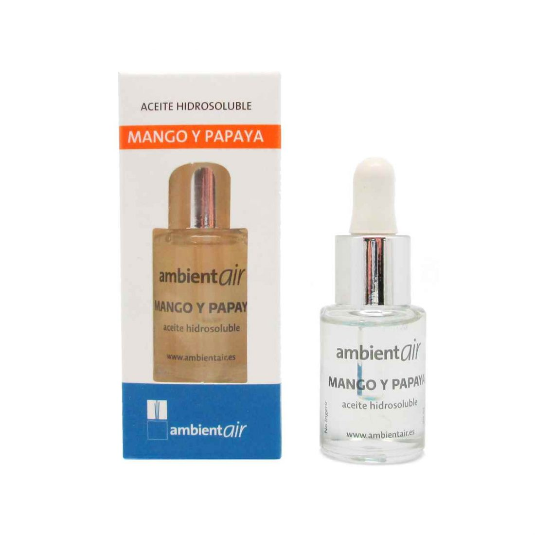 Ambientair Classic Aceite esencial Aroma Mango y Papaya 15ml