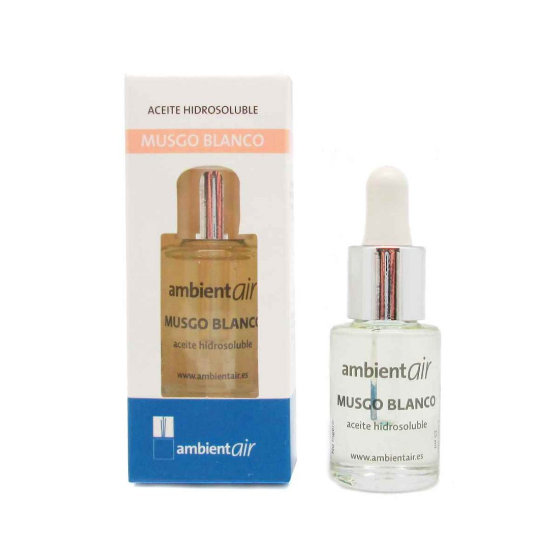 Ambientair Classic Aceite esencial Aroma Musgo blanco 15ml